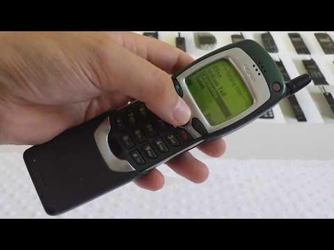 Retro Phone Show Nokia 7110