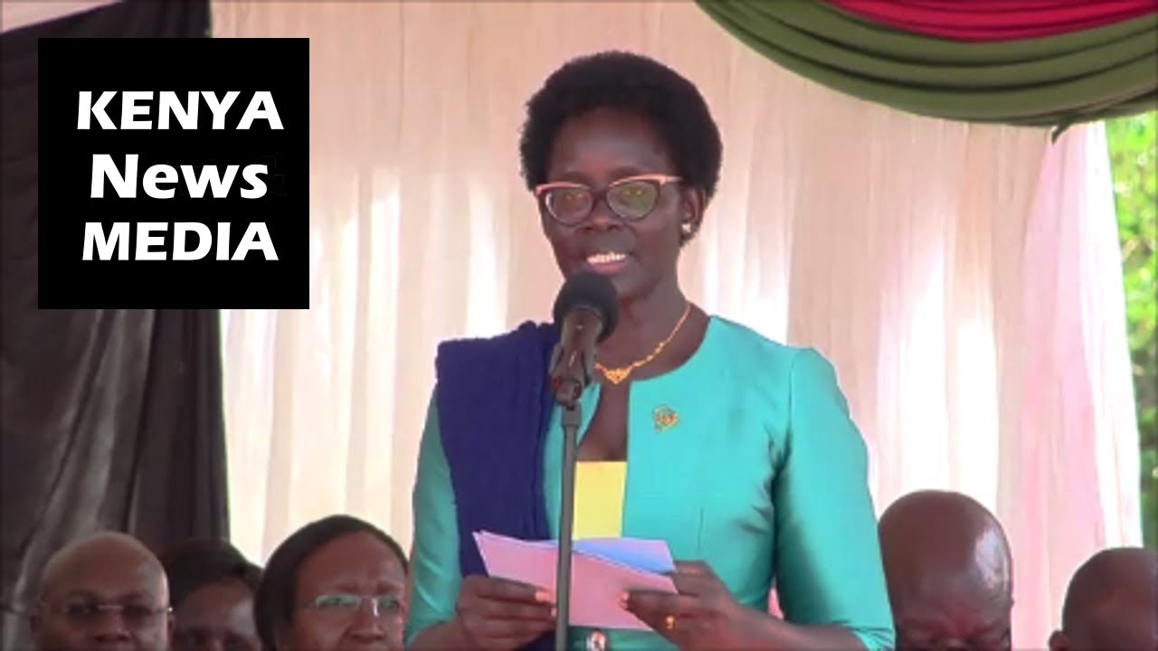 Dorothy Nyong'o REMARKS during LAUNCH of Medical Safari Hospital in Kisumu!!!