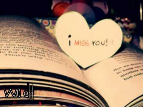 Jemanden zu vermissen ist die Schmerzvollste art von Liebe.