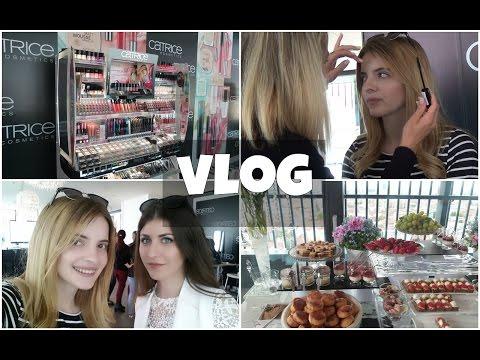 VLOG- Catrice event, blogerice i Zagreb Eye vidikovac