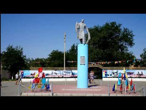 Видеоролик о городе Лагань