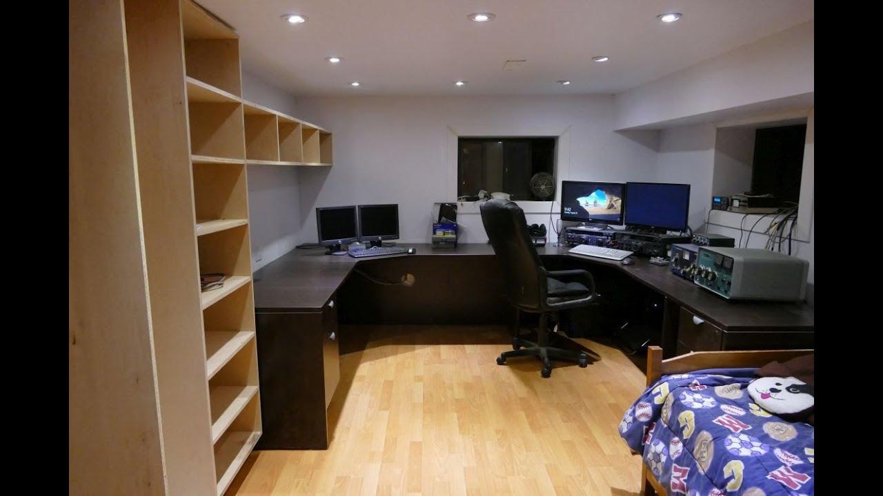 Ham Radio Room Design