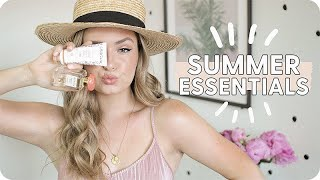Summer Essentials 2019! My Summer Must Haves