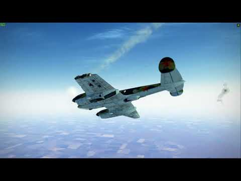 IL2: Battle of Stalingrad Crashes, Kills and Explosions Compilation