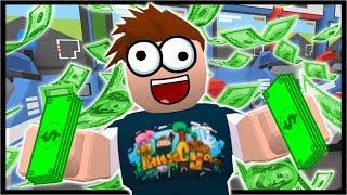 TOP FLOOR ARCADE & SPENDING 15 BILLION DOLLARS! | Roblox Arcade Tycoon