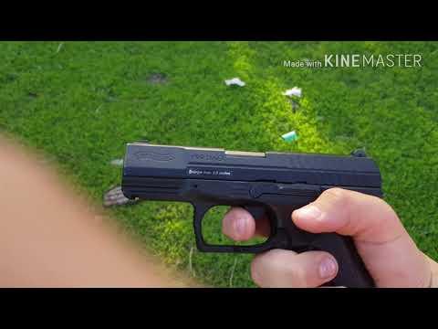 Pistol de 6 lei vs pistol de 300 lei (comparatie airsoft) in romana