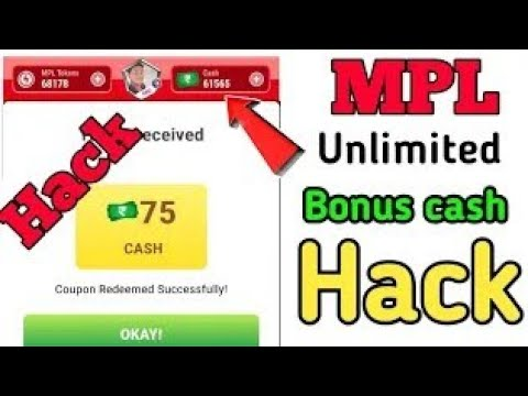 How to Hack MPL App|| Get unlimited MPL Tokens