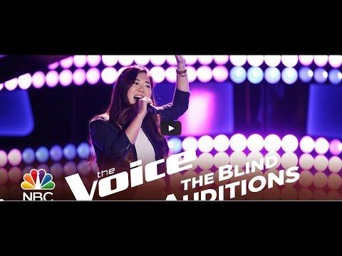 """The Voice 2014 - Clara Hong: """"Chuck E.'s In Love"""""""