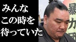 日馬富士暴行事件の原因が判明!!モンゴルでは「暴行待ち望んでいた」の声も… thumbnail