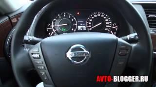 Nissan Patrol отзыв