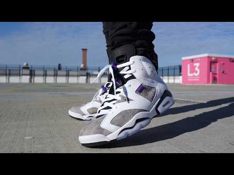 "AIR JORDAN 6 ""FLINT"" REVIEW & ON FEET!"