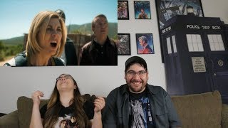 Doctor Who 11x6 DEMONS OF THE PUNJAB - Reaction / Review