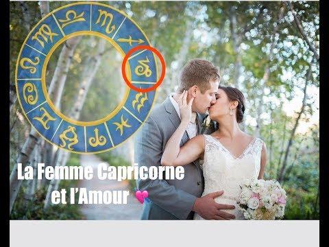 La Femme Capricorne Et L'amour