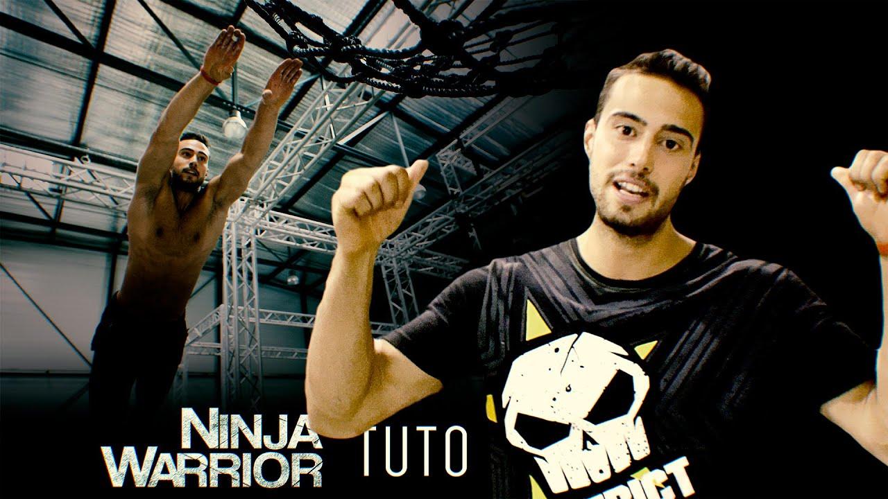Tuto Ninja Warrior - Le grand saut (2/6)