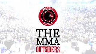 The MMA Outsiders Live: Fight of the Year?