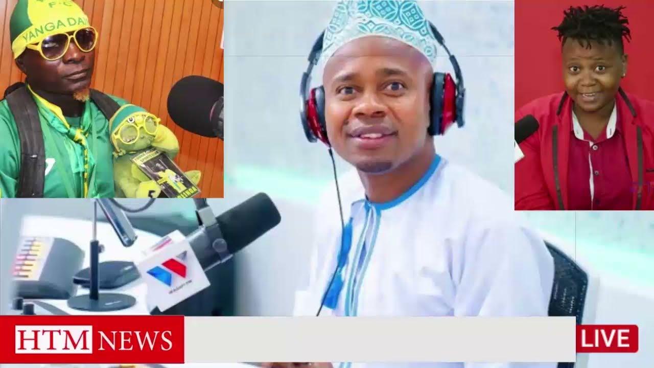 Download WASAFI FM: waingilia Kati UGOMVI wa MASHABIKI wa SIMBA na YANGA, warushiana maneno studio.