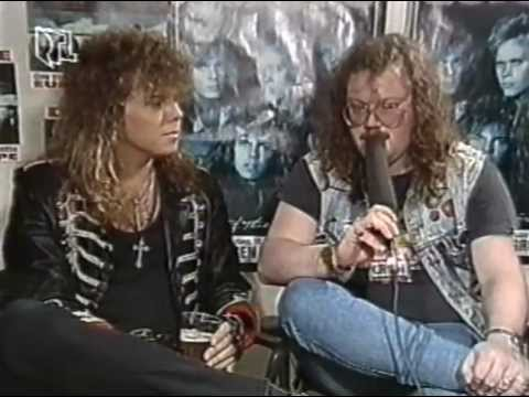 Europe - Live & Interview @ Essen, Germany (1989)