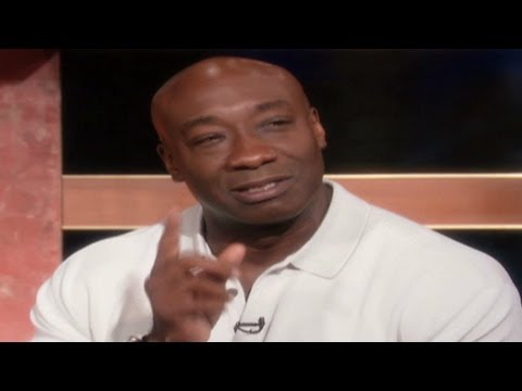 Actor Michael Clarke Duncan on weight loss and health