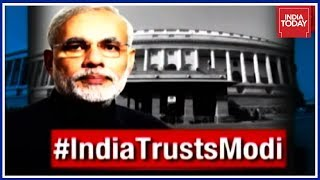 NDA Wins Trust Votes; PM Modi Vs Rahul Gandhi Debate Dominated No Confidence Motion
