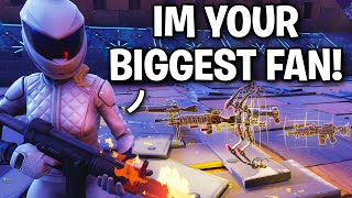 Voyons si mon propre abonné m'arnaque! 😱 (Scammer Get Scammed) Fortnite Save The World