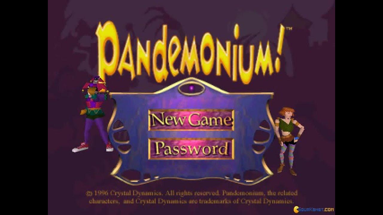 pandemonium pc