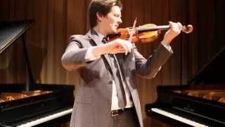Pasha plays Kreisler - Violin