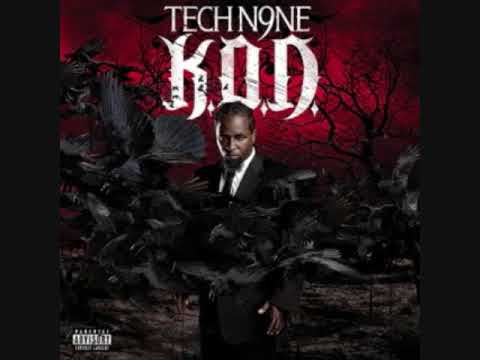 Tech N9ne-K.O.D.- Blackened The Sun