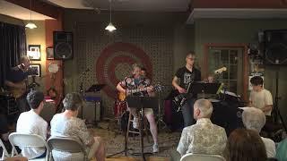 John and Quinn Performing Brooklyn Main Street Music and Art Studio 6 1 19