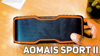 Aomais Sport II Review   Big Sound Small Size, IPX7 Waterproof, 20W Bass