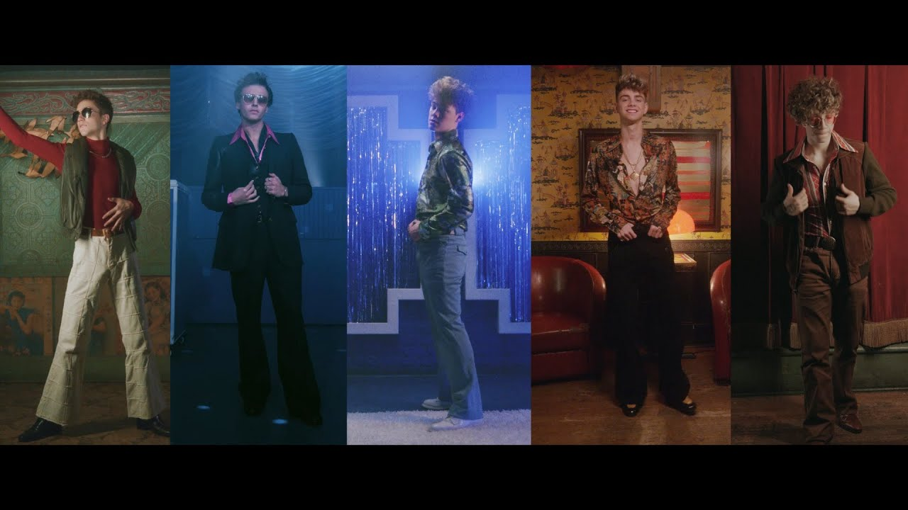 Why Don't We & Macklemore - I Don't Belong In This Club  [Official Music Video] #1