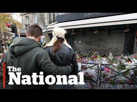Paris attacks | Survivors Still Haunted