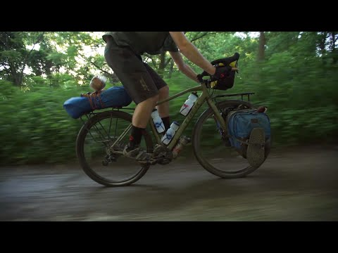 #DrivenByAdventure With Trek 920 - Touring The Virginia Wilderness