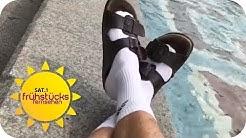 Weiße Socken - wieder im Trend? | SAT.1 Frühstücksfernsehen | TV
