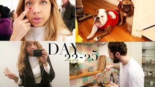 The Last Vlogmas! | Vlogmas No.22 & 25