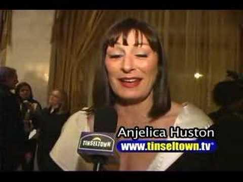 Anjelica Huston - Spiritual Side of Hollywood