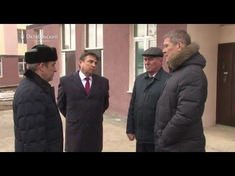 Радий Хабиров поздравил первых рожениц обновленного скандально известного роддома