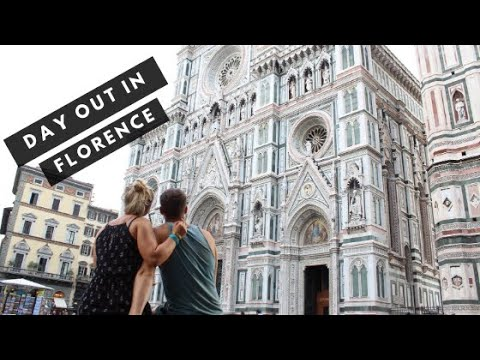 Day Out in Florence | Italy's MOST BEAUTIFUL City?! | highlands2hammocks travel vlog