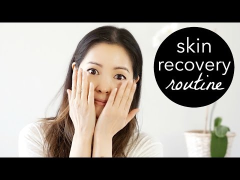 My Skin Recovery Routine - How I Treat, Heal & Soothe Irritated, Sensitive Skin
