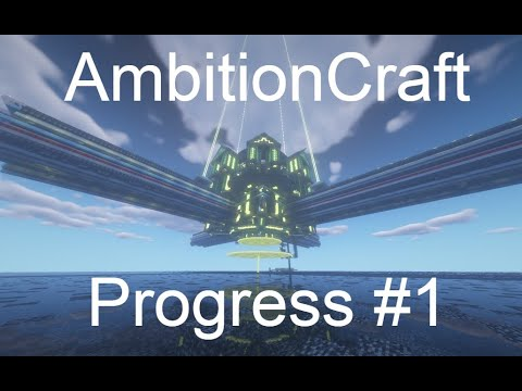 AmbitionCraft Survival [Vanilla] Trailer