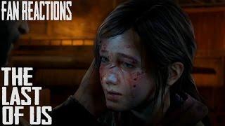 Fan Reactions: The Last Of Us - Ellie Kills David (End of Winter Scene)