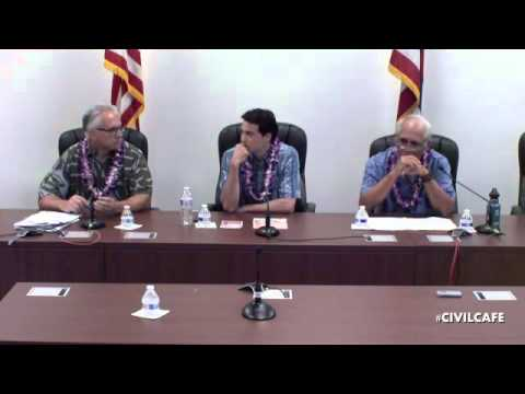 Civil Cafe - Can Hawaii Be 100% Renewable By 2040?