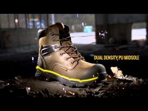 Janimation | Justin Original Work Boots | Worktech Sabre - YT