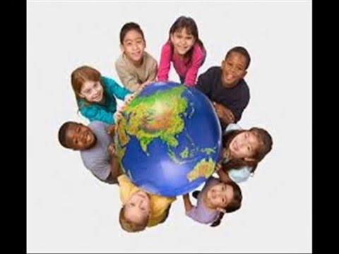 Enfants De Tous Pays Youtube
