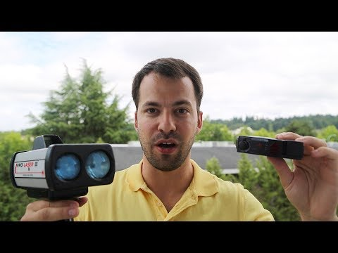 Laser Detection in a Radar Detector?