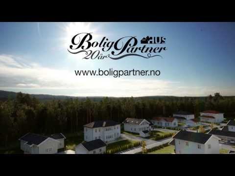 Bjornsrudtunet med eneboliger fra BoligPartner Jessheim