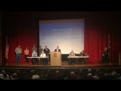 Ed Perlmutter nomination speech at CO CD 7 Democratic Party Assembly