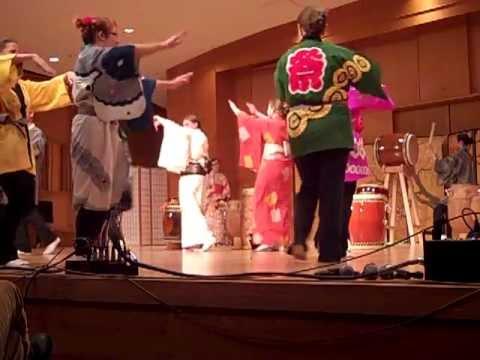 東京音頭 Tokyo Ondo - CU Boulder Japanese Ensemble