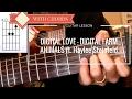 Digital Farm Animals Digital Love Ft Heilee Stenfeld QUICK GUITAR LESSON mp3