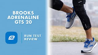 Brooks Adrenaline GTS 20 Shoe Review - Best Stability/Neutral Hybrid shoe?