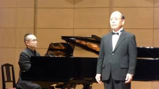 2016.9.24 平野邦雄  第8回 東京国際声楽コンクール本選